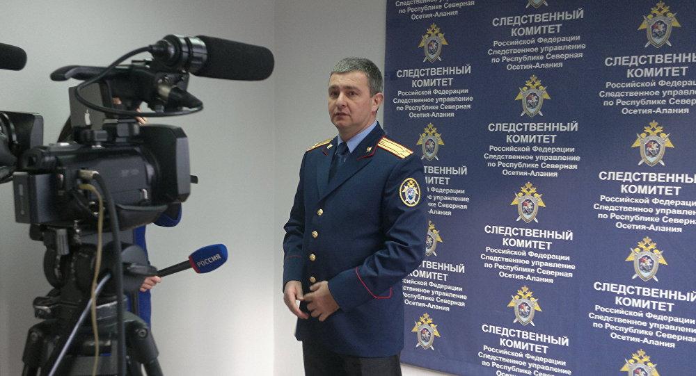 Представитель СК по РСО-А