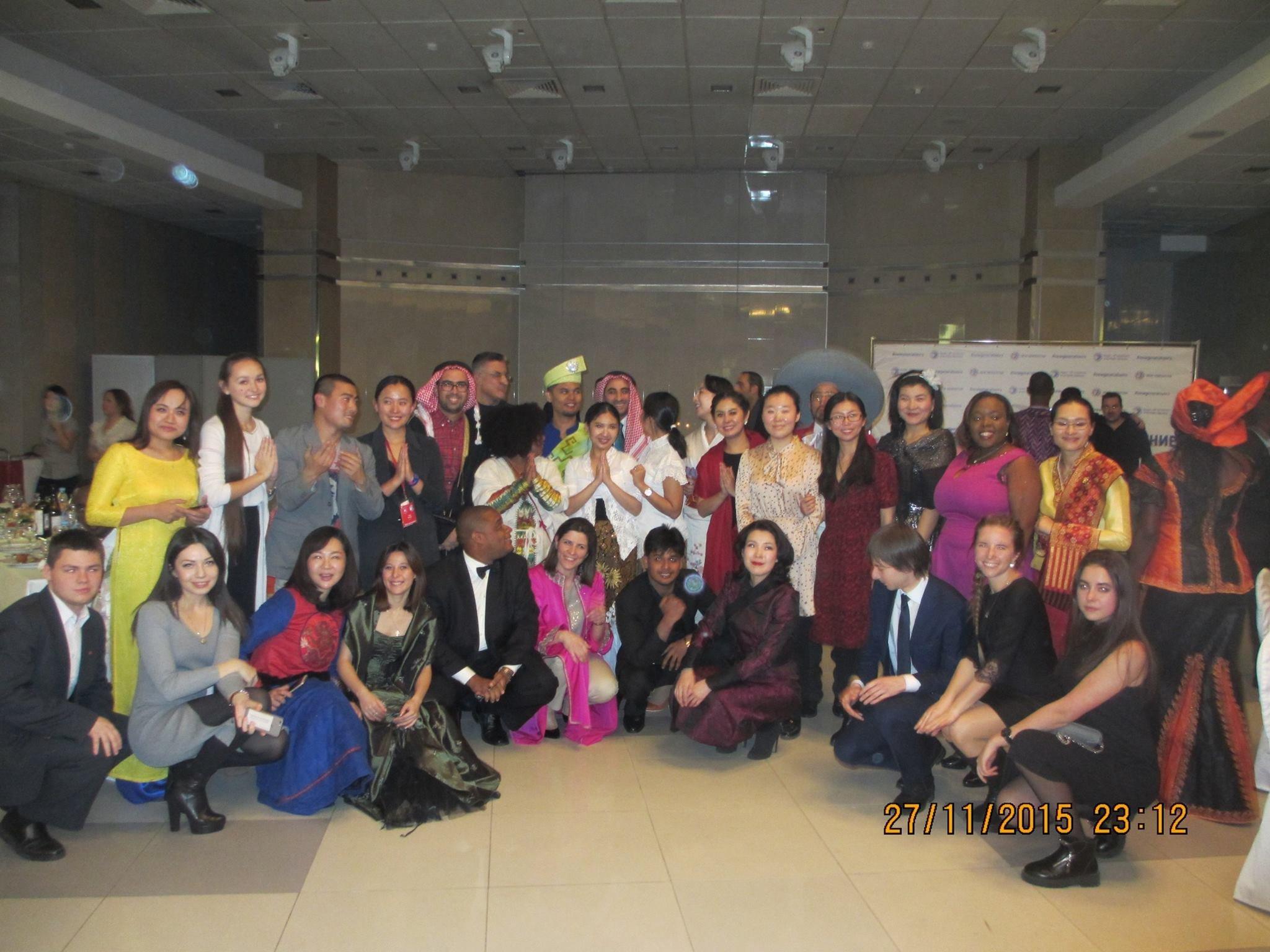 Участники форума Новое поколение