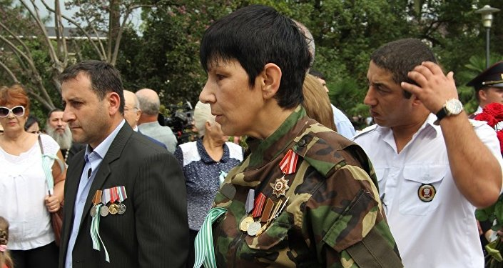 Фонд инвалидов войны в Южной Осетии