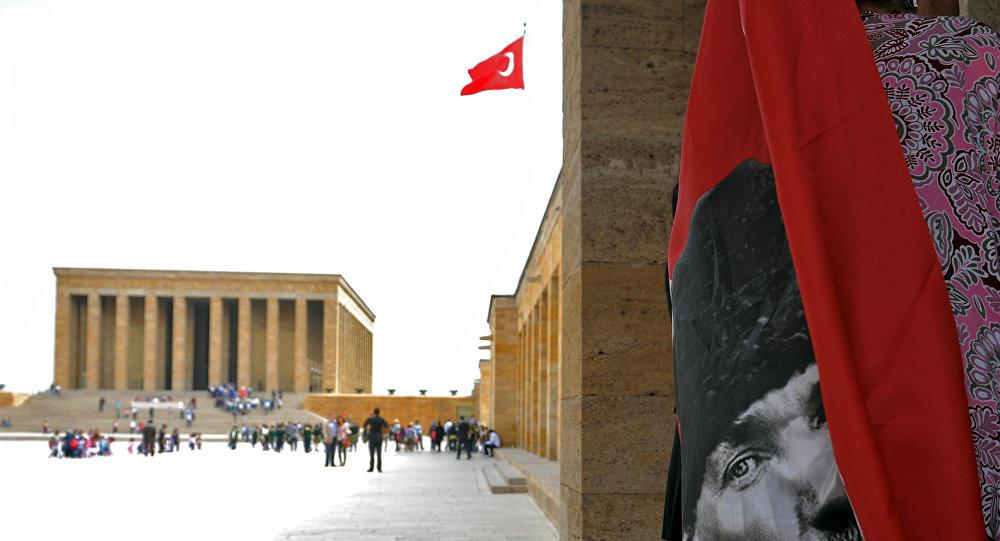 Города мира. Анкара