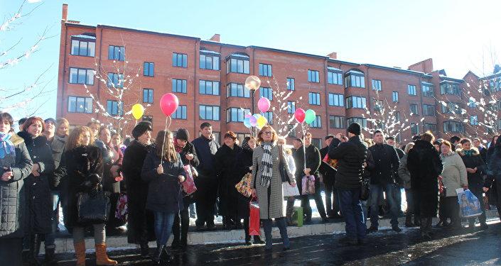 Во Владикавказе сдали дом в рамках госпрограммы Доступное жилье